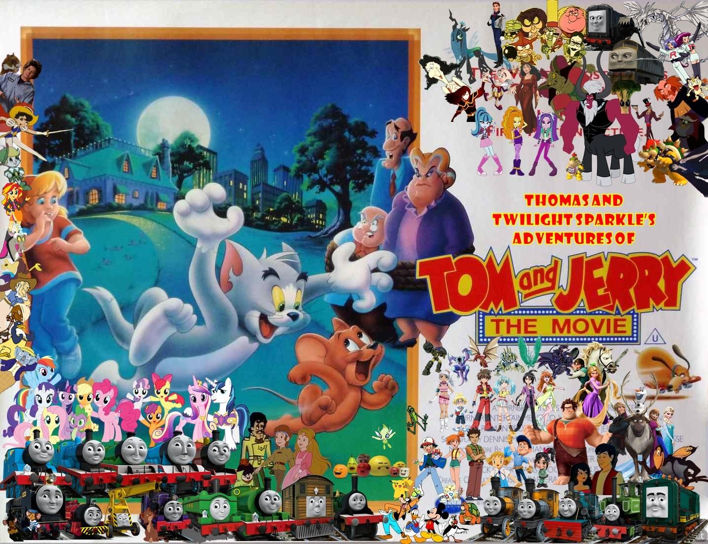 Image Thomas And Twilight Sparkle S Adventures Of Tom