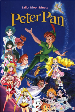 Sailor Moon Meets Peter Pan Pooh 39 S Adventures Wiki