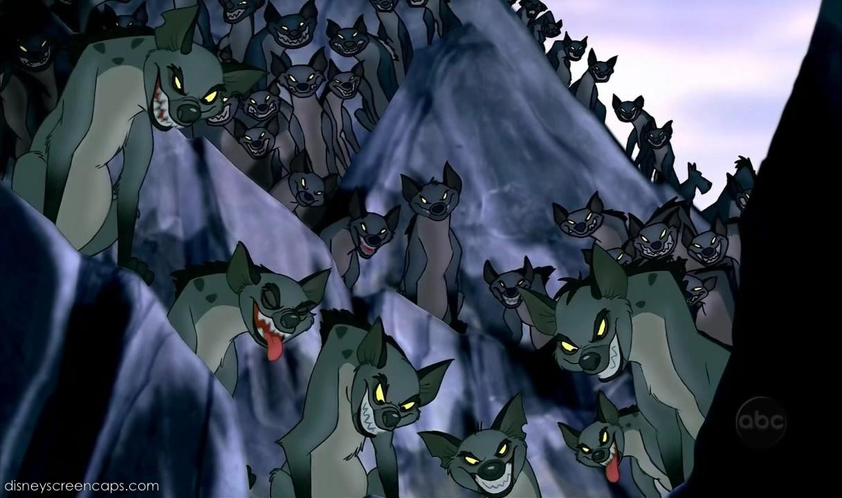The Hyena Clan Pooh S Adventures Wiki Fandom Powered