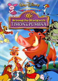 Pooh's adventuresof Around The World With Timon and Pumbaa Poster