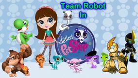 Team Robot In Littlest Pet Shop