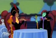 Jafar,Maleficent