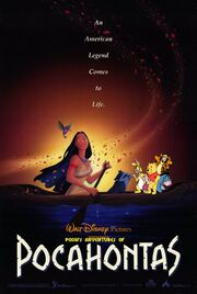 Pooh's Adventures of Pocahontas Poster