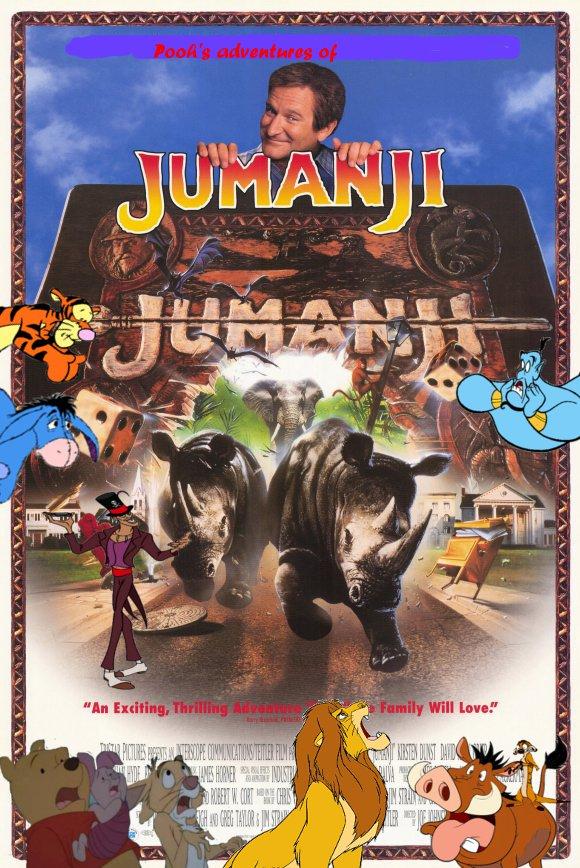 Poohu0026#39;s Adventures of Jumanji : Poohu0026#39;s Adventures Wiki ...