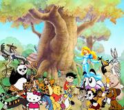 Pooh's Adventures Team (Shadow101815)