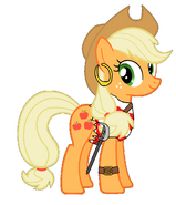 Applejack pirate