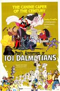 Pooh's Adventures of 101 Dalmatians (Animated)