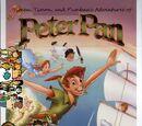 Simba, Timon, and Pumbaa's Adventures of Peter Pan