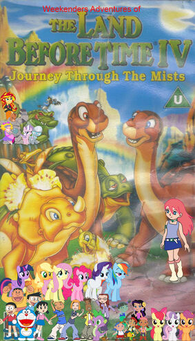 The Land Before Time IV: Journey Through The Mists [1996 Video]