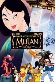 Pooh's Adventures of Mulan Poster (3)