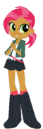 Equestria Girls Babs Seed