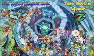 Team Robot in Pokemon XY&Z Kalos League