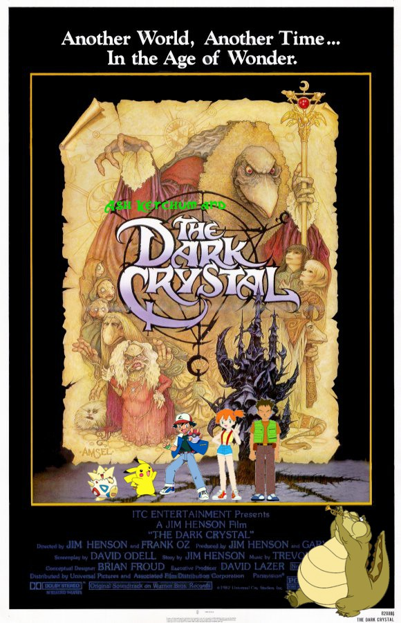 Ash Ketchum And The Dark Crystal Pooh S Adventures Wiki