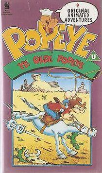 Popeye - Ye Olde Popeye (1989)