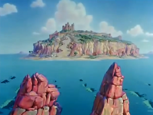The Isle of Sinbad