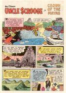 Uncle Scrooge Crown of the Mayas 01