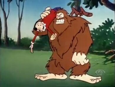 Popeye And Bigfoot-02
