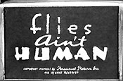 Flies human