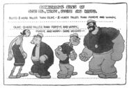 Fleischer size comparisons