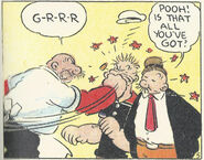 Rough House vs Wimpy and Popeye