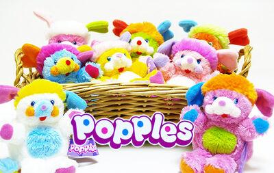 Popples-plush