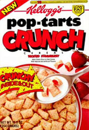 Strawberry Pop Tarts Crunch