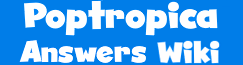 Poptropica Answers Wiki