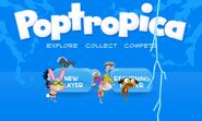 Login to Villains Chasing Poptropicans through Lightning