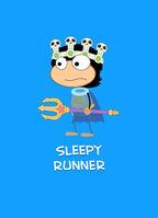 Sleepy Runner(Chinese Canadian)
