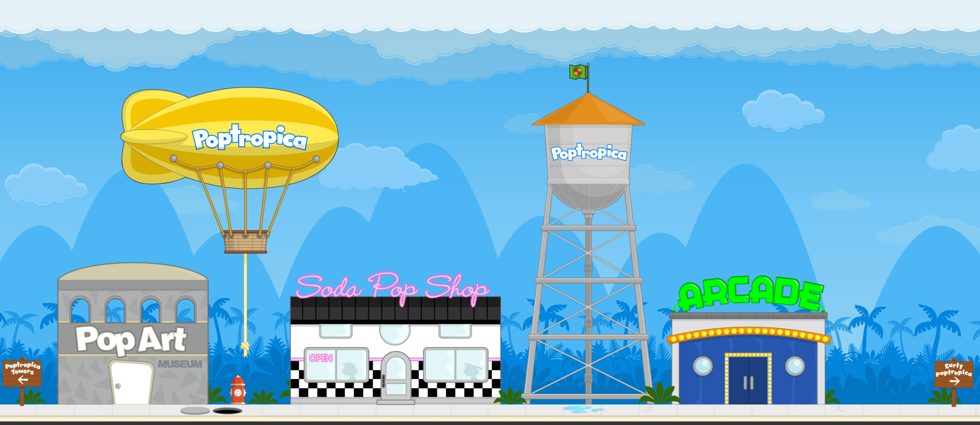 Image result for early poptropica