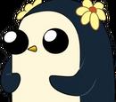 Dziewczyna Pingwin