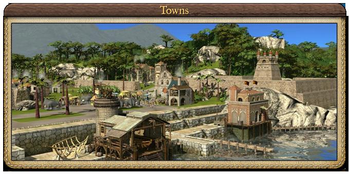 Towns header