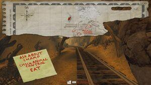 Monday Map (Paradise Lost)