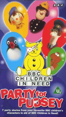 Children In Need Party For Pudsey Postman Pat Wiki