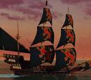 'Abaddon's Will' Refit Galleon