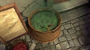 Self-Stirring Cauldron