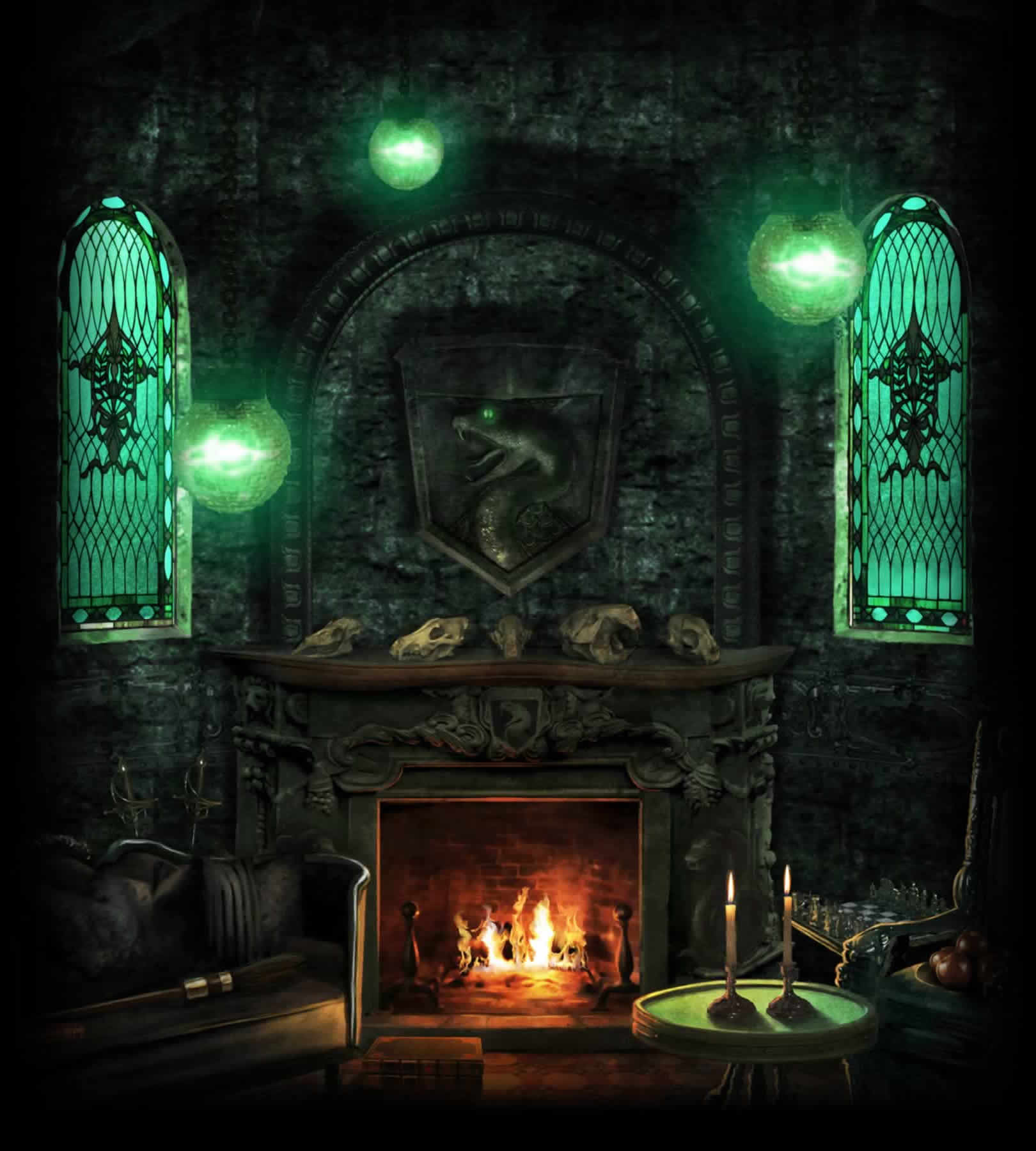 pottermore images slytherins common -#main