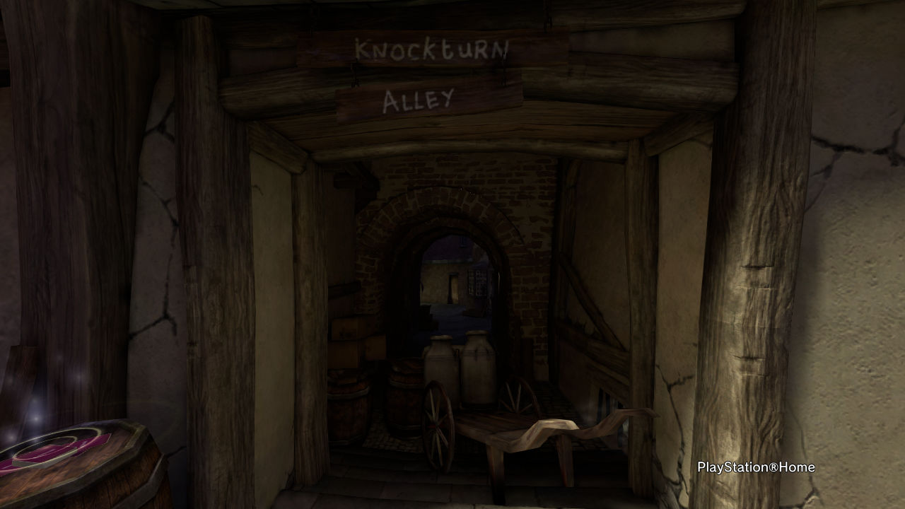 Knockturn alley pottermore wiki fandom powered by wikia