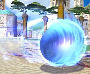 Sonic Spin Dash