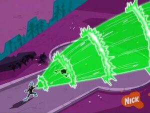 Danny ghost devastating ray
