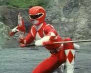 Red Ranger Dual Wield