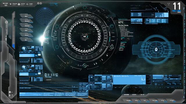 File:Blue tech future tech rainmeter zerox project by zeroxproject-d7hw4wn.jpg
