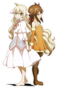 Mavis and Zera