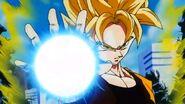 Goku Ki Attack
