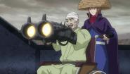 Umibozu's Prosthetic Arms