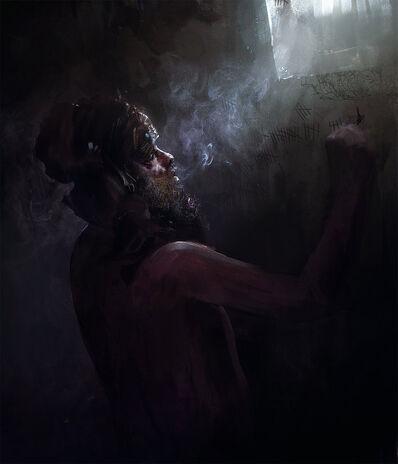 Live sketch prisoner by leventep-d5retgg