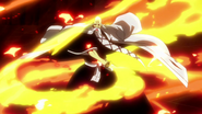 Yamamoto Unleashes His Flames