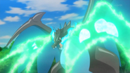 Alan Mega Charizard X Dragon Claw