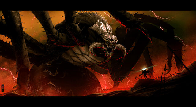 File:Ungoliant and Melkor.jpg