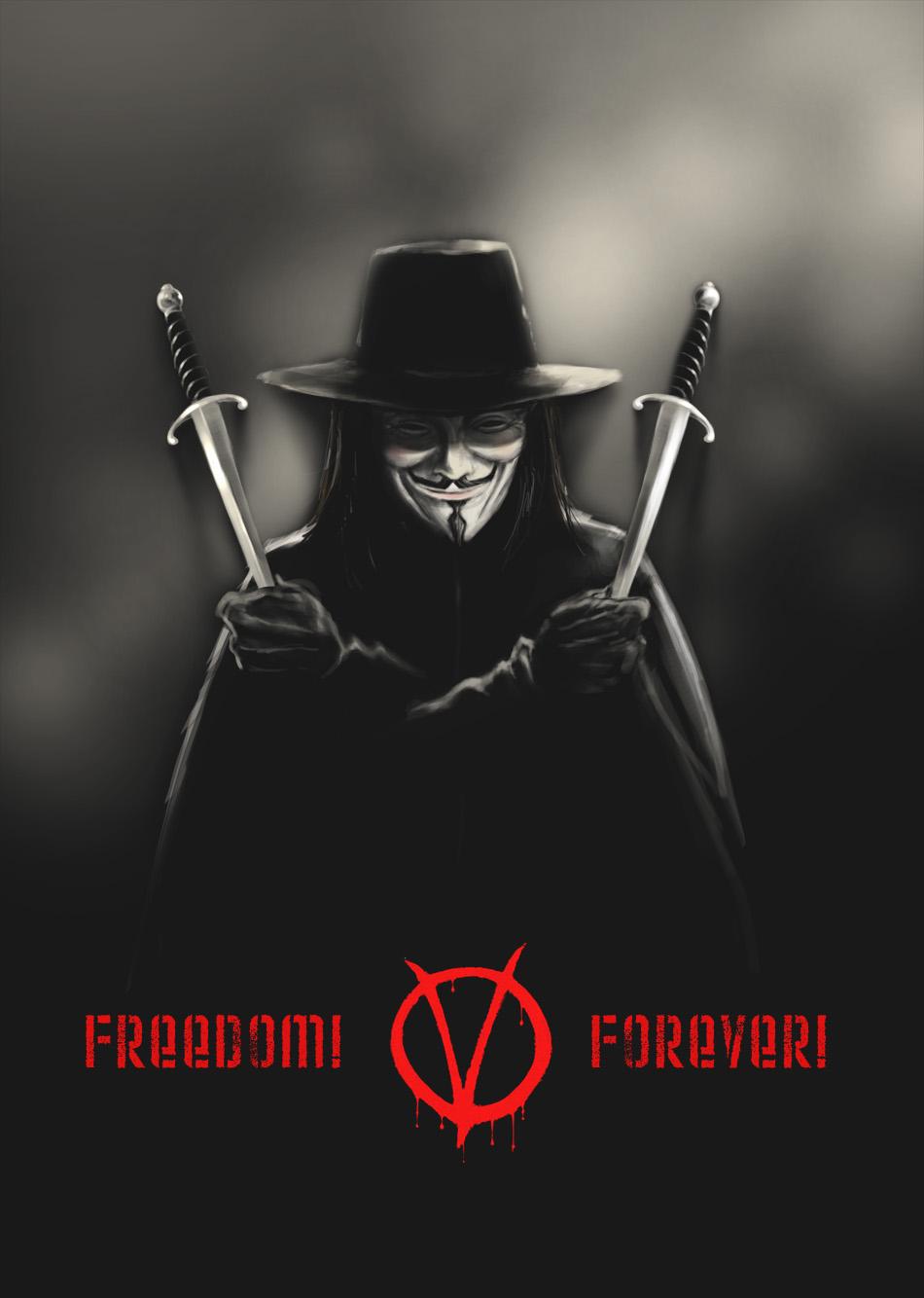 Файл:V for Vendetta by Rub a Duckie.jpg — Суперсилы Вики